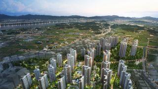 김포도시철도 (2018년 개통예정) 풍무역 역세권